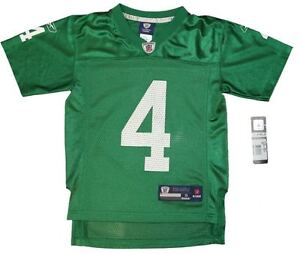 Details about New! Youth NFL Philadelphia Eagles #4 Kevin Kolb Throwback Football Jersey