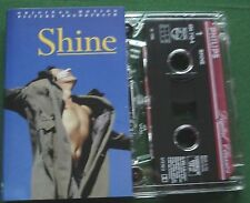 Shine OST David Hirschfelder Cassette Tape - TESTED