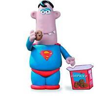 "DC Comics Collectibles Convention Exclusive Aardman Superman Classic 6"" Figure"