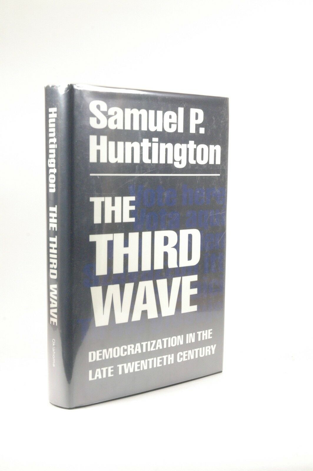 Julian J. Rothbaum Distinguished Lectures: The Third Wave : Democratization  in the Late 20th Century Vol. 4 by Samuel P. Huntington (1991, Hardcover) |  eBay
