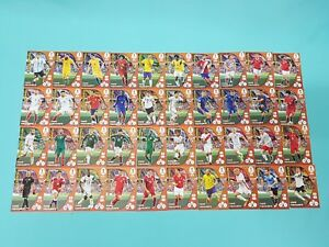 Panini-Adrenalyn-World-Cup-Russia-2018-alle-40-Fans-Favorite-komplett-complete