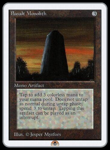 see Description **GamerzSphere** Unlimited - Basalt Monolith