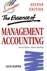 The Essence of Management Accounting by Leslie Chadwick (Paperback, 1996)
