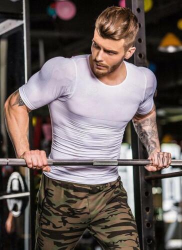 Body Build Compression Men Shirt