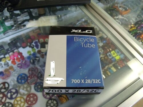 "XLC 700/"" X 28//32C-----48mm PRESTA VALVE BICYCLE TUBE"