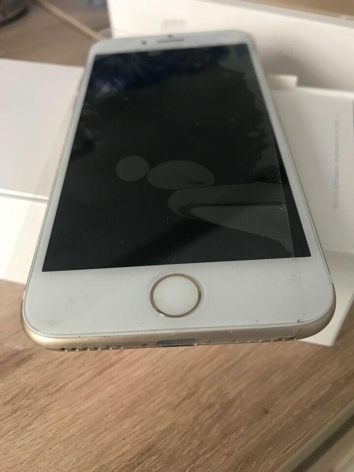 iPhone 7, 128 GB, grå