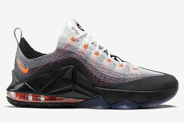 Nike Air Max 95 LeBron 12 XII Low QS Size 12. 822829-444 kyrie what the bhm