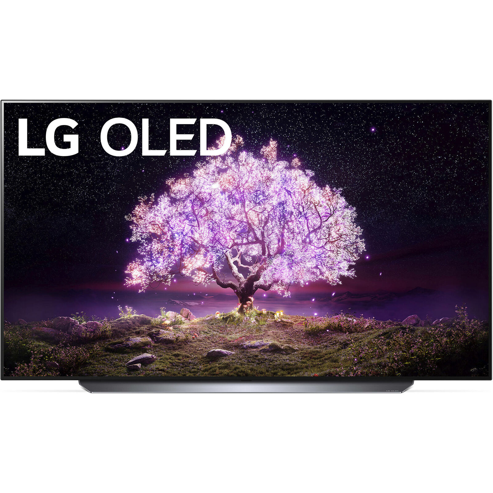 LG C1PU 55 HDR 4K Ultra HD Smart OLED TV - 2021 Model. Available Now for 1796.99