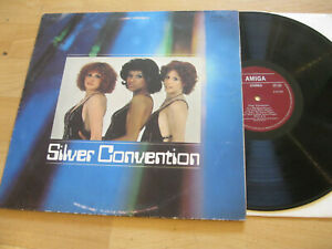 LP-Silver-Convention-Same-Fly-Robin-Fly-Vinyl-Amiga-DDR-8-55-554