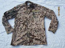 Bundeswehr Camicia da campo,camicia da campo,Giacca,Mimetico tropicale,Tgl 18,