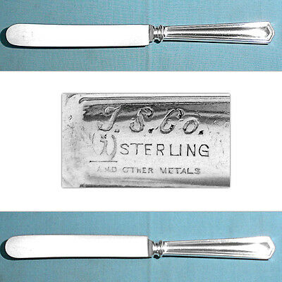 "INTERNATIONAL STERLING 7 7//8/"" FORK S ~ DEERFIELD-BEACON HILL ~ NO MONO"