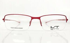Lightec-7313L-RR061-Brille-Eyeglasses-Frame-Lunettes-Front-128