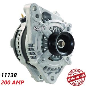 200 AMP 11138 Alternator Toyota Tacoma Tundra High Output Performance HD NEW
