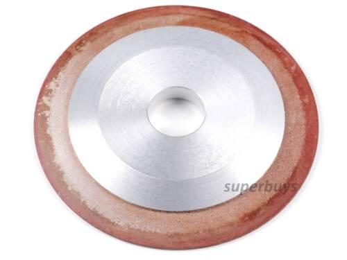 100mm 180 Grit Diamond Grinding Wheel Cutter Grinder For Carbide D4H9 Cup