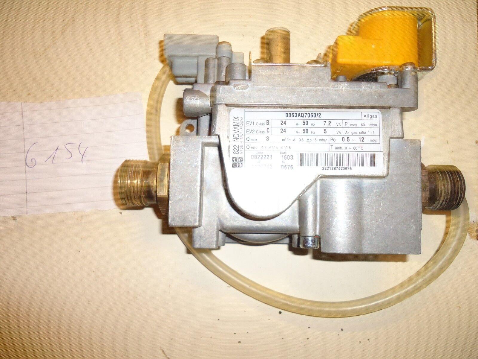 Gasarmatur Sit 822 Novamix Novamix Novamix Code. 0822221/ T.Nr. 0063AQ7060/2 Nr. G154 266c49