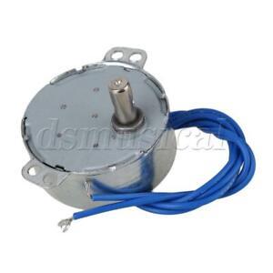 TYC-50 Synchronous Motor AC 100-127V 15-18 RPM 4W 1.5Kgf.cm Torque CCW//CW