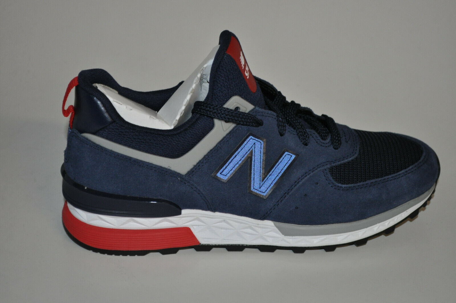 New Balance NB MS574FE Navy Red White blue red white