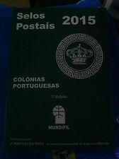 Portugal Colonies Stamps Catalogue 2015 Mundifil Afinsa Catalogo - Free Shipment