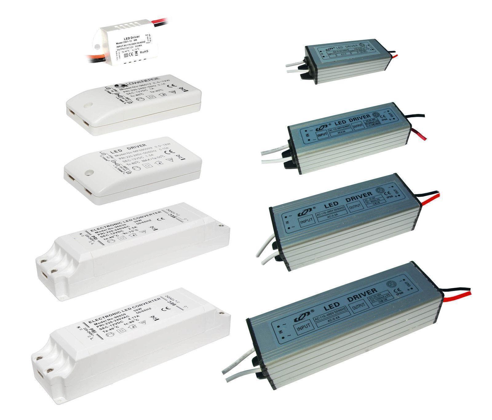Led driver power supply transformer DC12V 20 20 20 48V non dim 6W, 12W, 18W, MR16 IP65 | à Bas Prix  7b152f