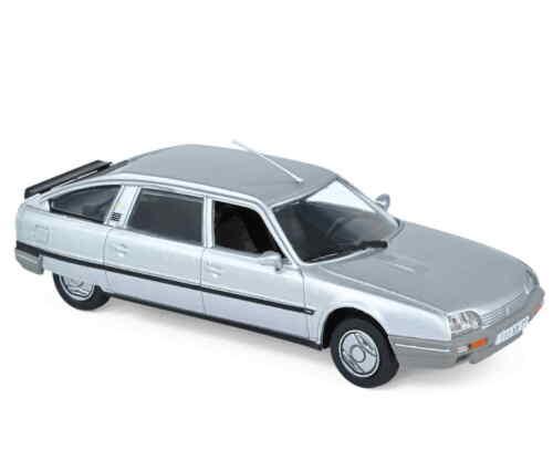 Norev 159017 Citroen CX Turbo 2 Prestige 1986 silber 1:43 Neu//OVP