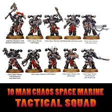 Torsos 10x Space Marine Tactical Squad Big Pack