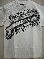 187 Inc Men's T-shirt shotgun --size M