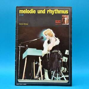 GDR-Melody-and-Rhythm-7-1977-Helga-Zerrenz-Jurgen-Walter-Slik-Corina-Chiriac
