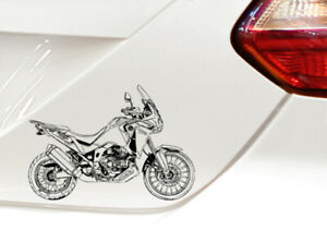 Africa-Twin-CRF-1100-Auto-Motorrad-Aufkleber-Sticker-AfricaTwin-CRF1100-Adventur