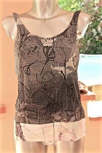 Fr Des T 42 shirt Taglia Toiles Canotta Adventures Grigio 46i 1Hg8HwqRf