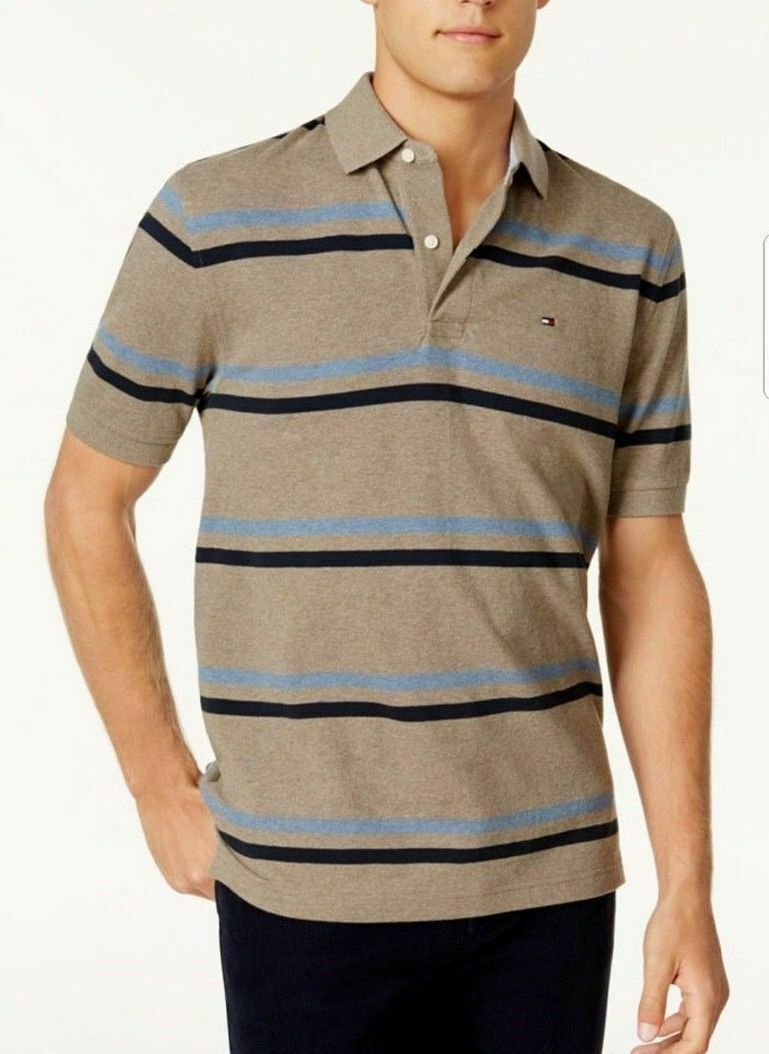 Tommy Hilfiger Men's Classic-Fit Polo Shirts size… - image 2