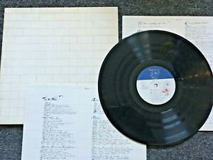 Pink-Floyd-The-Wall-2LP-NMINT-VINYL-Dutch-issue