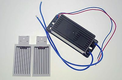 1PCS 12V 7000mg/h Ceramic Plate&2*Circuit Board Ozone Generator Air Purifier Kit