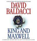 King and Maxwell by David Baldacci (CD-Audio, 2014)