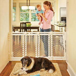 Super Large Extra Big 2 3 4 5 Ft Wide Plastic Baby Dog Pet Safety