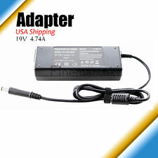 90W 19V 4.74A AC Adapter For HP Compaq 6910p 8510p Series 7.4/5.0mm NW USA
