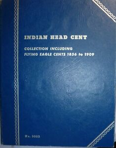 1858-1909-Indian-Head-Penny-Cent-Collection-IC38