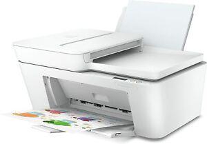 HP DeskJet Plus 4110 Stampante Multifunzione Wi-fi 4 in 1 Stampa Scan Copia Fax