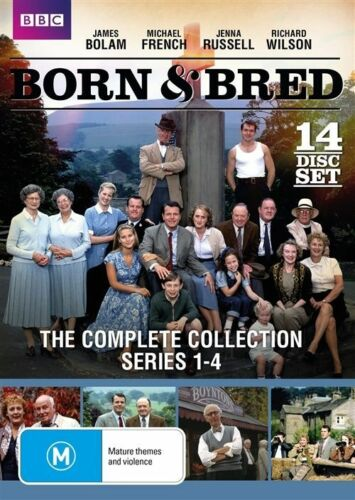 1 of 1 - Born and Bred The Complete Collection [Region 4] - DVD - New - Free Shipping.