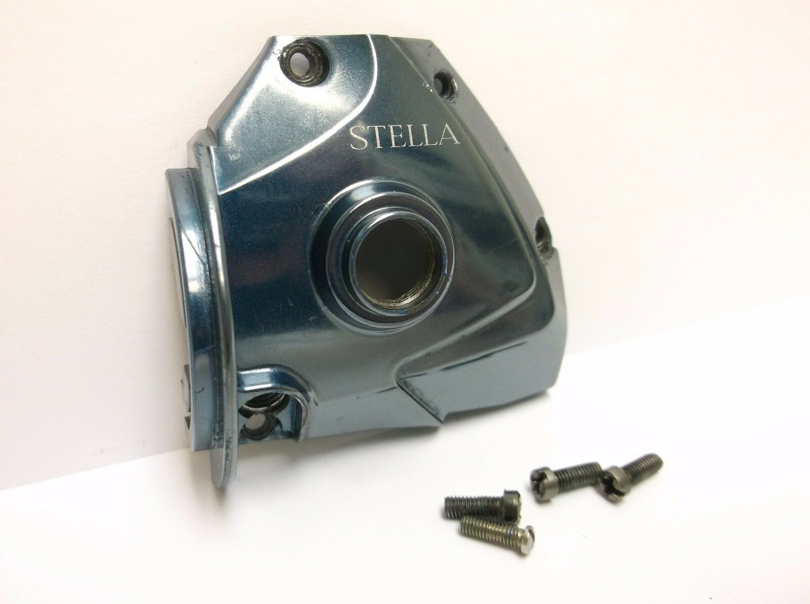 USED SHIMANO SPINNING REEL PART - Stella 8000 FA - Body Side Cover  A