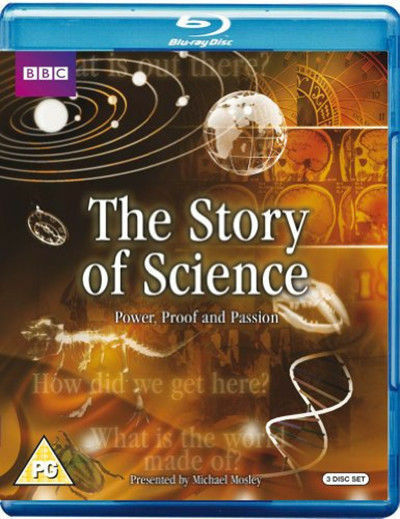 The Story Of Fantascienza Blu-Ray Nuovo Blu-Ray (BBCBD0110)