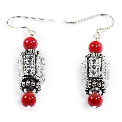 Crystal 925 Sterling Silver Earrings