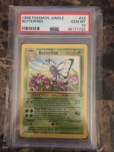 Pokemon-2000-Jungle-Butterfree-PSA-Gem-Mint-10-Rare-Card