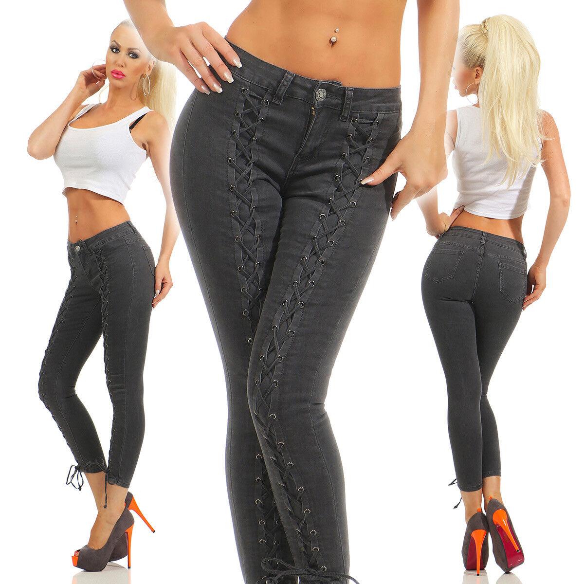 3763 Sexy MOZZAAR Damen Jeans Röhrenjeans Haremshose Damenjeans Skinny Jeans Jeans Jeans | Schön geformt  | Hohe Qualität und günstig  | Neue Sorten werden eingeführt  | Lebendige Form  | Deutschland Online Shop  2ddc84