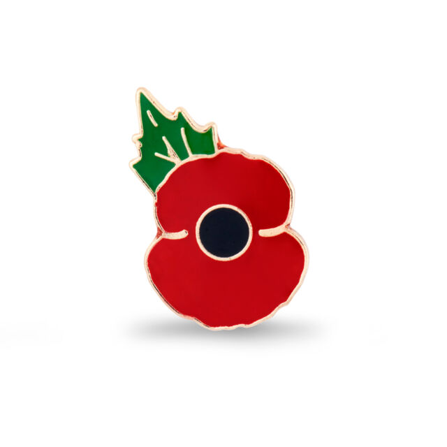 Royal British Legion | Poppy Lapel Pin Small