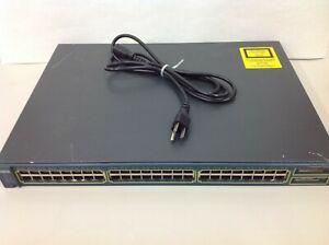 Cisco-Catalyst-2950-Ethernet-Switch-48-Port-WS-C2950G-48-El