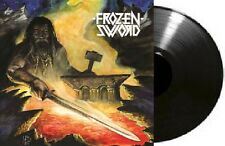 FROZEN SWORD – Same (LIM. 250 BLACK VINYL*EPIC POWER METAL*SLOUGH FEG*MANOWAR)