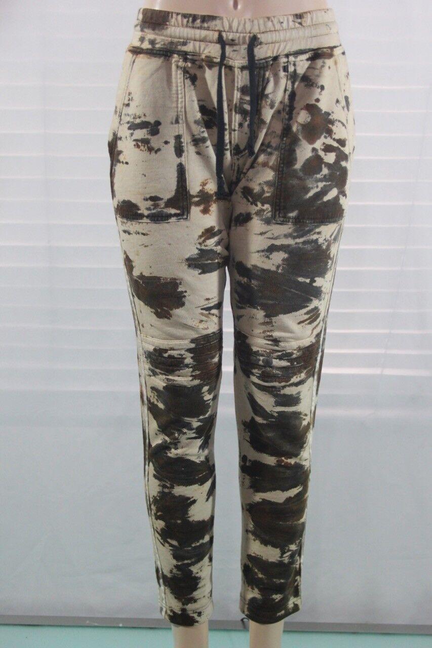 Neuer Frauen Robin S Jeans Moto Hose Tarnung GRÖSSE Hergestellt in den USA