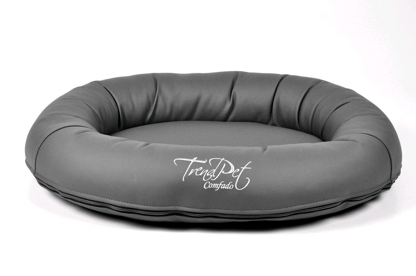 TrendPet Comfado 130x90cm Elephant Soft Kunstleder Hundebett Hundekorb Hundekorb Hundekorb 1fb182