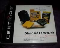 In The Box - Centrios Standard Camera Case Bag Accessory Kit
