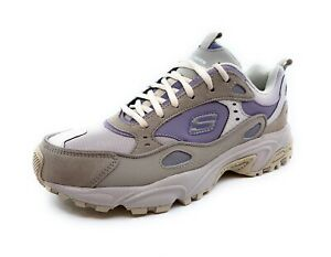 Details about Skechers Men's Casual Sporty Training Memory Foam Shoes Stamina Contic 51708TPE
